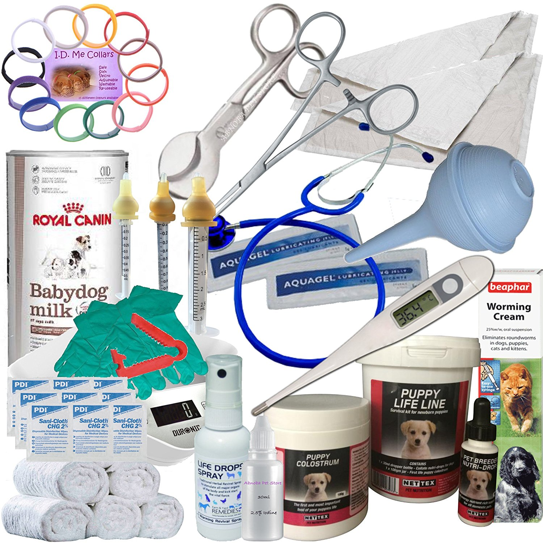 Comprehensive Whelping Kits