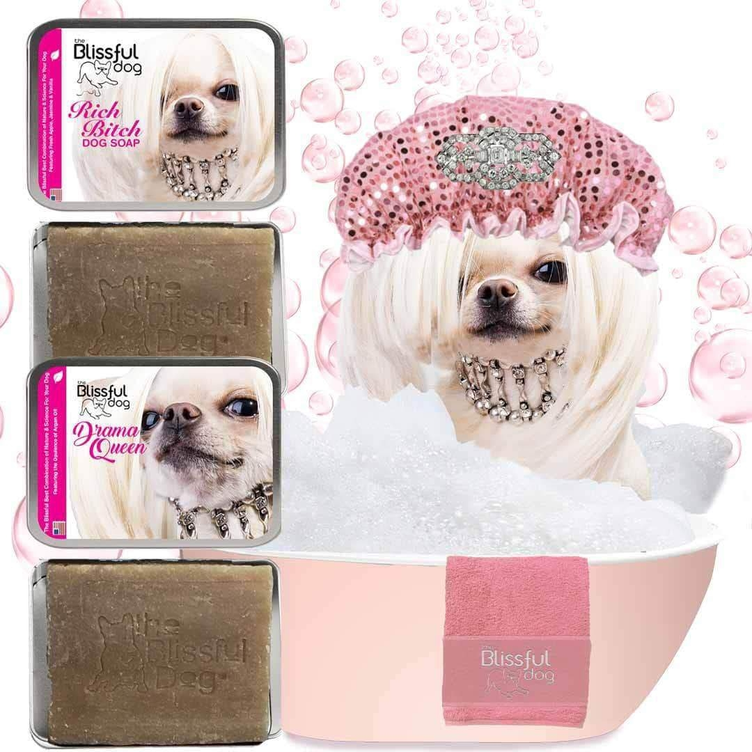 Rich Bitch Dog Soap