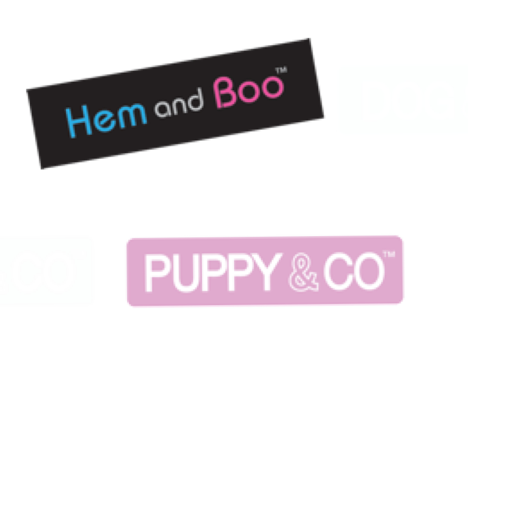 Hem and Boo / Puppy & Co