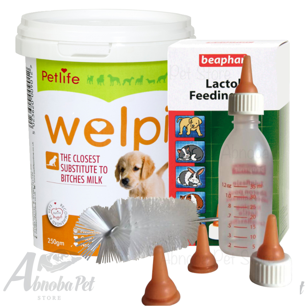 Feeding Kits with Milk