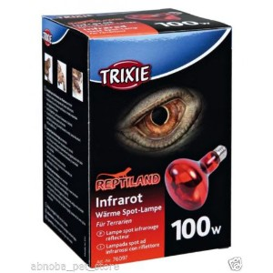 Infrared Heat Spot Lamp R80 100w