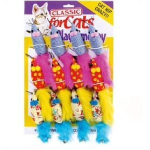 Classic for Cats Jolly Mouse