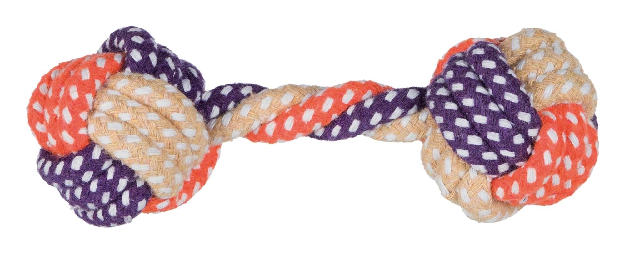 Dog Rope Dumbbell