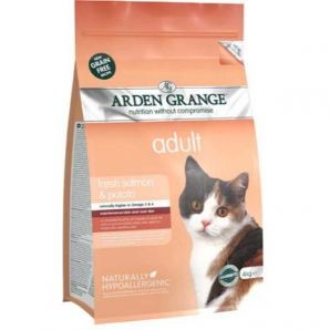 Arden Grange Adult Cat Salmon & Potato 400g