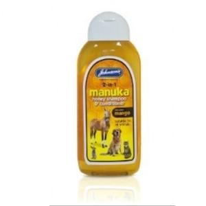 Johnsons Veterinary Manuka Honey Shampoo 400ml