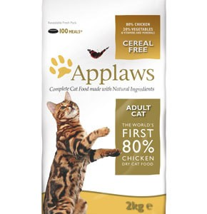 Applaws Adult Chicken Dry Cat Food 400g