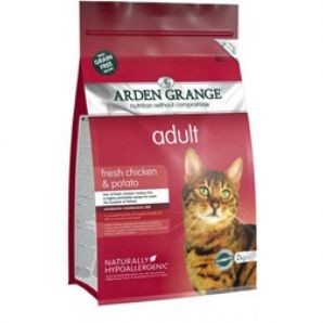 Arden Grange Adult Cat Chicken & Potato 400g
