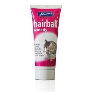 Johnsons Veterinary Hairball Remedy 50g