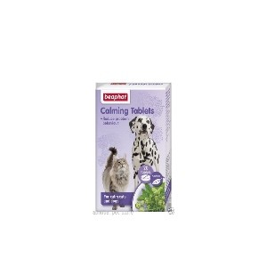 Beaphar Calming Tablets Dog & Cat