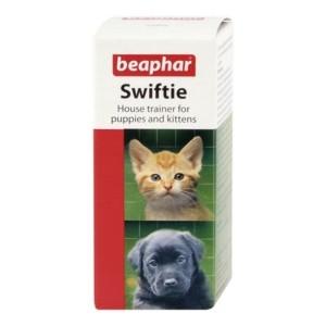 Beaphar Swiftie house / litter training liquid