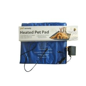 PET REMEDY HEATED PAD – Only 15 watts so cheap to run