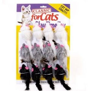 Classic for Cats Fur Mouse