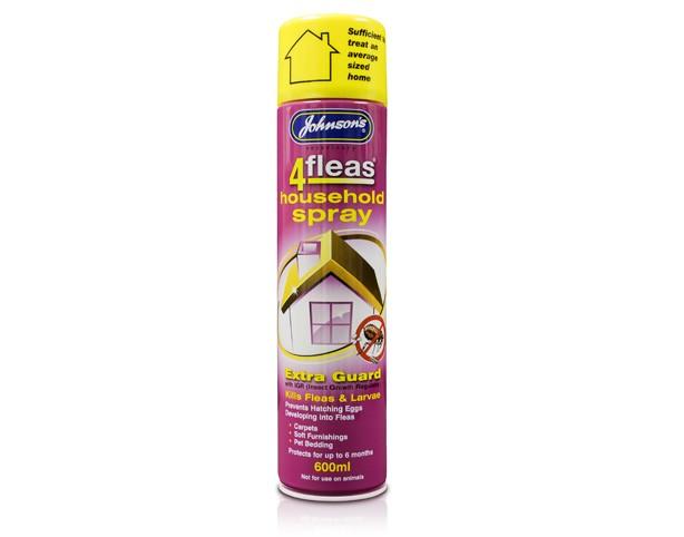 4fleas Household Spray 'Extra Guard' (with I.G.R)