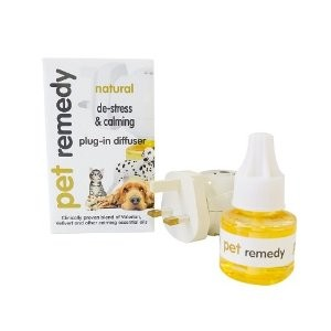 Pet Remedy Natural De-Stress & Calming Plug in diffuser