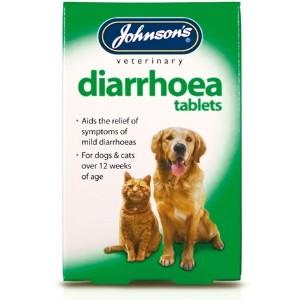 Johnson's Diarrhoea 12 tablets