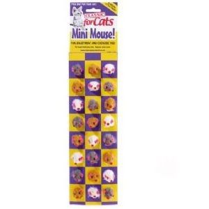 Classic for Cats Furry Mini Mouse