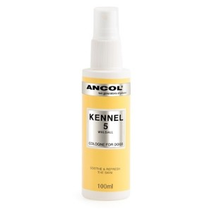 Ancol Kennel 5 Dog Cologne 100ml