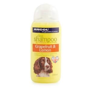 Ancol Lemon and Grapefruit Shampoo 200ml
