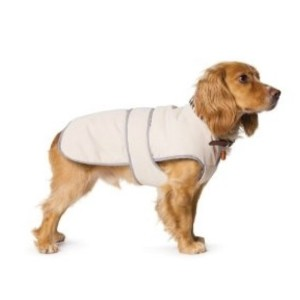Ancol Muddy Paws All Weather Sandstone with Fleece Lining XL