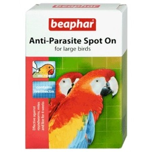 Beaphar Anti-Parasite Spot On – Large (Parrot)