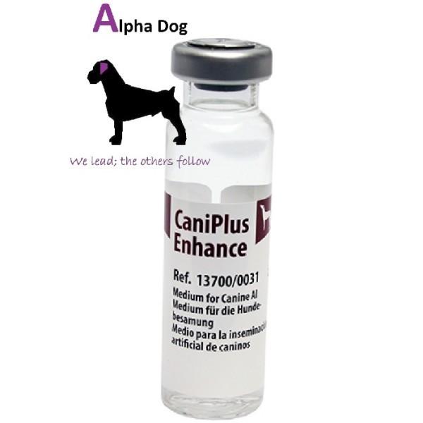 Caniplus Semen Enhance Add to Fresh, Chilled Frozen/Thawed Dog Semen Prior to AI