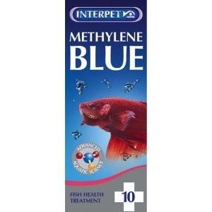 Interpet No.10 Methylene Blue 100ml
