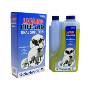 Norbrook Liquid Life-Aid Oral Solution 960ml