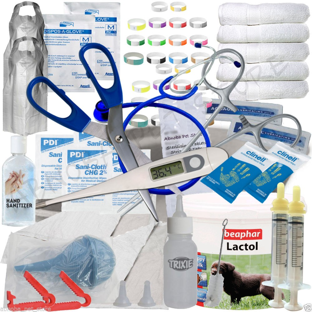 Abnoba's Exclusive Complete Whelping Kit - 12222