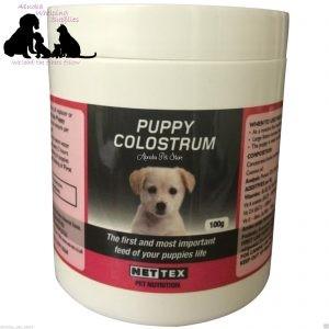 Nettex First Life Puppy Colostrum