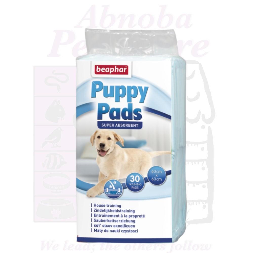 30 Beaphar Puppy Pads very absorbent