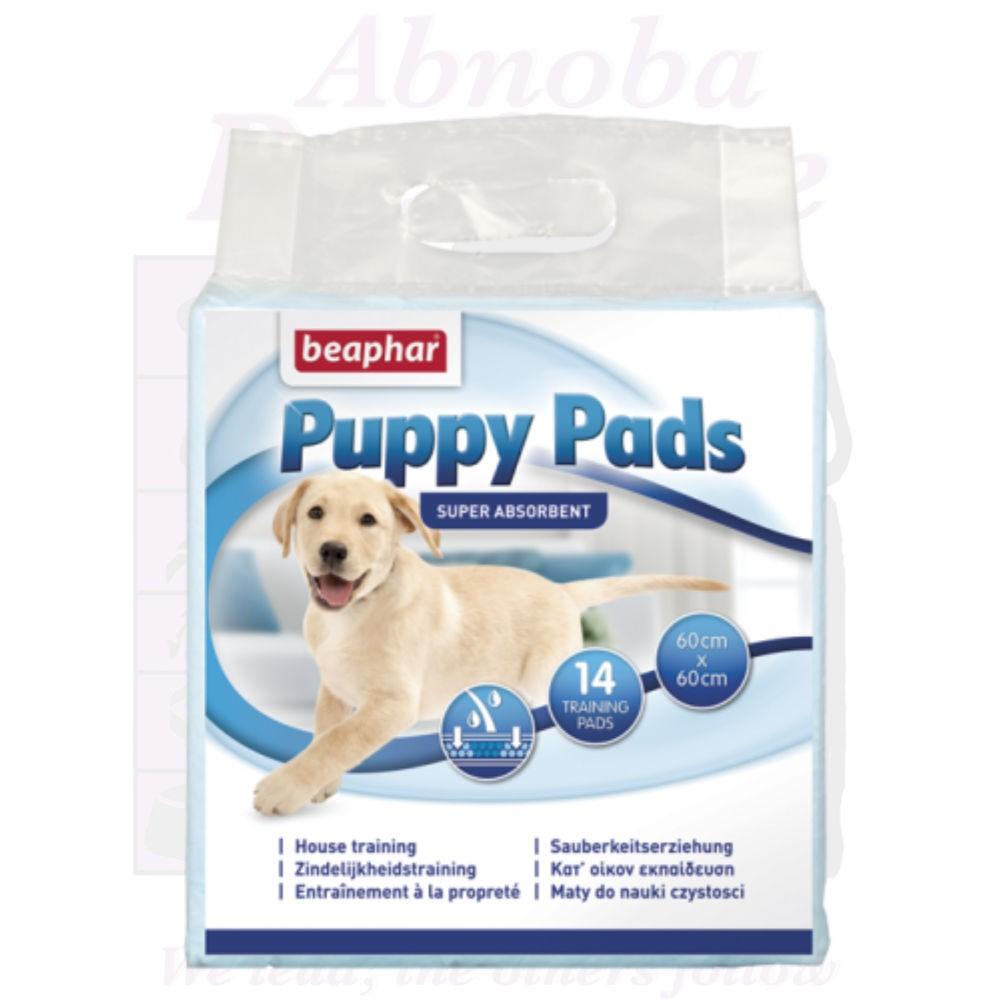 14 Beaphar Puppy Pads very absorbent