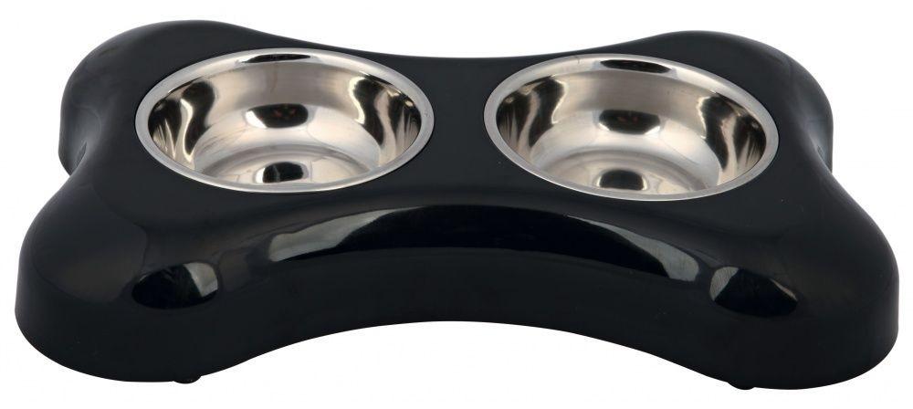 Stainless Steel Bowl Set - Black