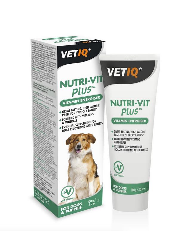 NUTRI-VIT PLUS Vitamin Energiser Dogs & Puppies