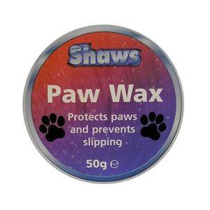 Shaws Paw Wax