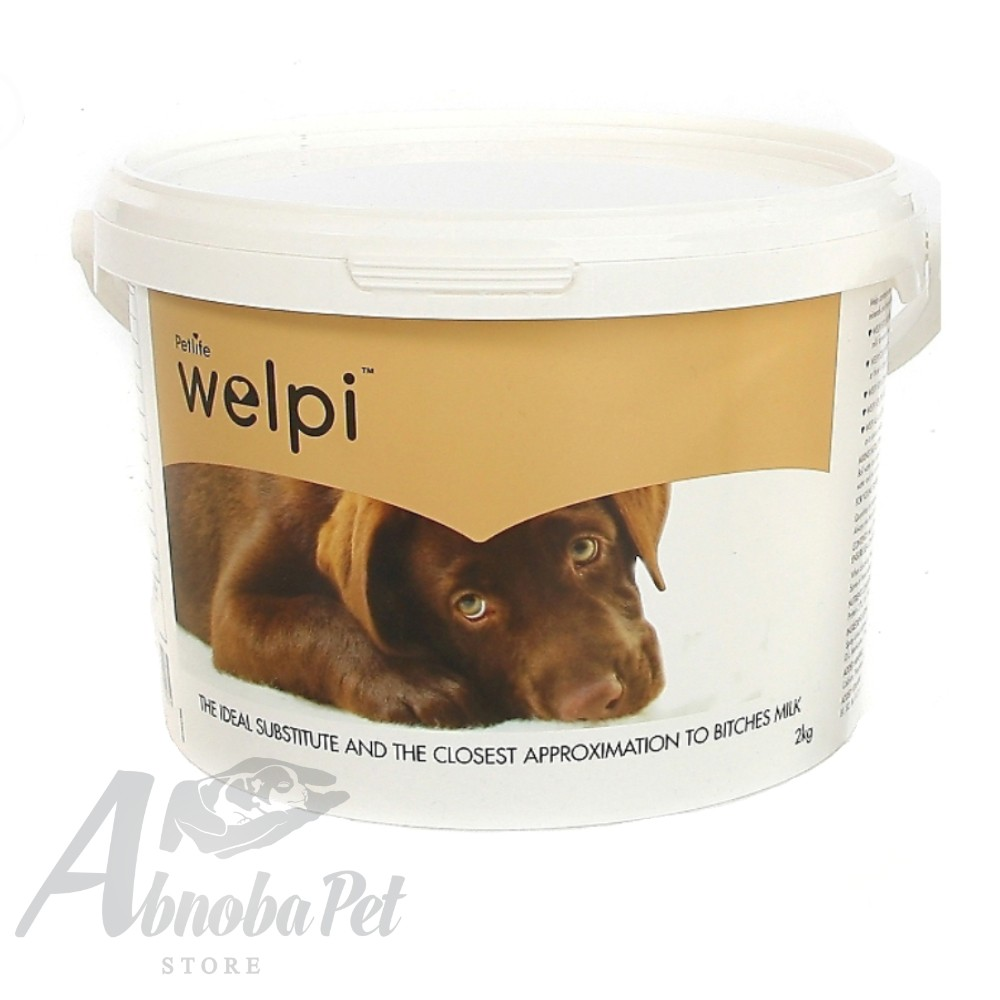 Welpi Milk Replacer and Nutritional Supplement 2kg