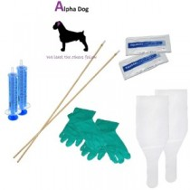 Flex Tip ArtificiaI Insemination Kit 2 – Breedings with Centrifuge tube