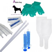 Drilled Canine Pipette Artificial Insemination Kit - 10""