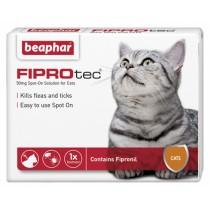 Beaphar FIPROtec® Spot On Solution for Cats