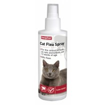 Beaphar Cat Flea Spray - Pump Action
