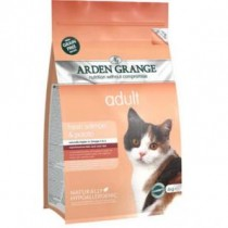 Arden Grange Adult Cat Salmon & Potato 400g