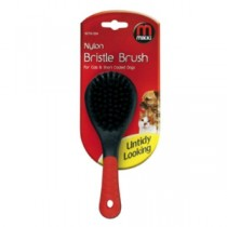 Mikki Small Bristle Brush for short coated Cats & Dogs