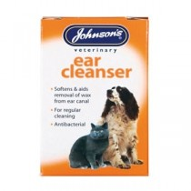 Johnsons Veterinary Ear Cleanser 18ml