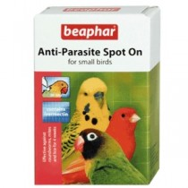 Beaphar Anti-Parasite Spot On – Small (Canary/Budgie)