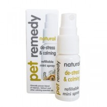 Pet Remedy Natural De-Stress & Calming 15ml Pocket Size