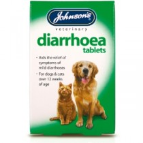 Johnson's Diarrhoea 12 tablets