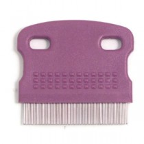 Rosewood Soft Protection Salon Grooming Mini Flea Comb