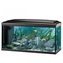 Ferplast Cayman 110 Professional Aquarium, 230L Black