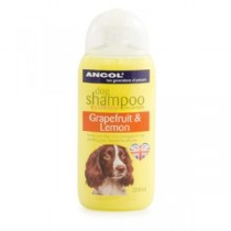 Ancol Lemon and Grapefruit Shampoo 200ml
