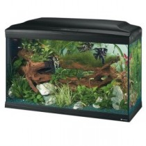 Ferplast Cayman 80 Professional Aquarium, 120L Black