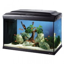 Ferplast Cayman 60 Classic Aquarium, 75L Black